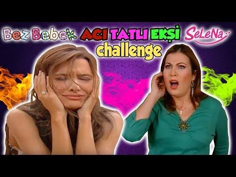 Simge ile Aslı Acı Tatlı Ekşi Jelibon Challenge Eğlenceli Çocuk Videosu Oyuncu Sobi