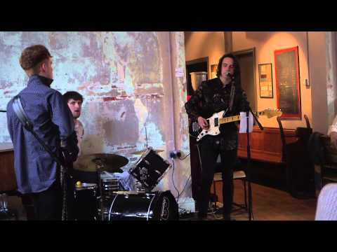 Live @ The Hall: Night Palms - Clinch Mountain