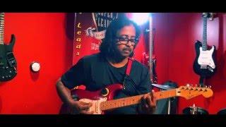 Download Hindi Video Songs - En Kadhal Kanmani - Live Guitar Instrumental by Kumaran