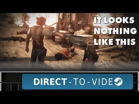Wild West Online - Terrible Horse Wranglin' With Ted Nugent (Direct To Video)