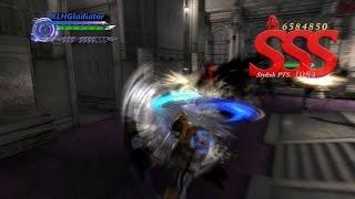 DMC4SE - Dante Must Die - Mission 12 - Vergil - 100% Perfect S Rank (SSS)