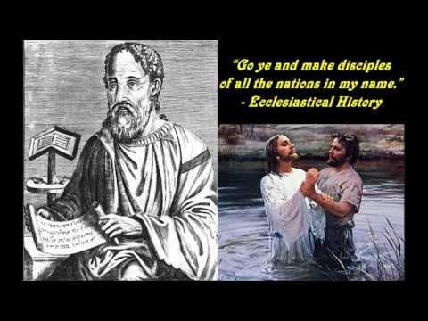 Eusebius on the Baptismal Formula in Matthew 28 :19