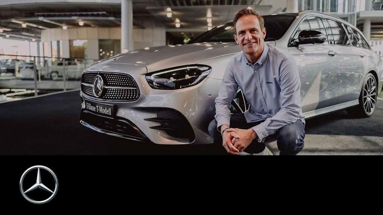 Die neue E-Klasse: Matthias Malmedie nimmt das neue E-Klasse T-Modell unter die Lupe