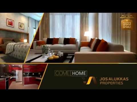 Jos Alukkas Properties Grand Aristo Sky villa Apartment