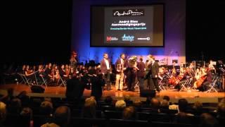 Uitreiking André Rieu Aanmoedigingsprijs 2015 - Crossing Border music Talent