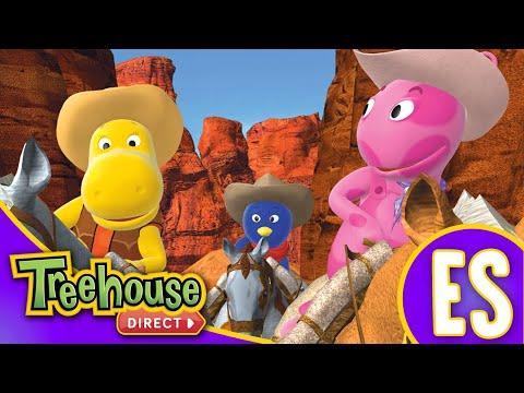 Los Backyardigans Dibujos Animados: 7-9 Episodios Para Niños - Compilación De 70 Mins