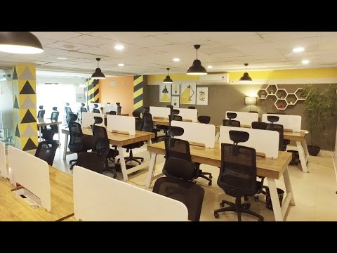 Best Co-working space in Johar Town & Model Town Lahore