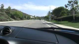 Lotus Evora Test drive
