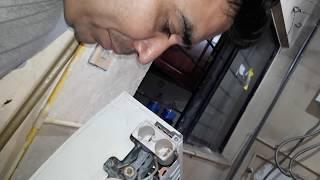 Boiler de paso reparación fácil cuando no enciende