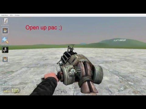 Pony] Pac3 Tutorial #20! - Bone Merging/Socks [HD] - YouTube
