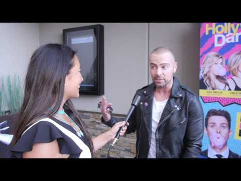 Joey Lawrence Interview at Return Of The Mac Premiere Party