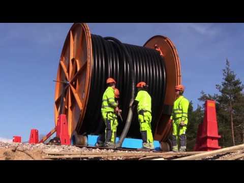"""Įdomioji inžinerija: """"NordBalt"""" elektros jungtis su Švedija (3 dalis)"""