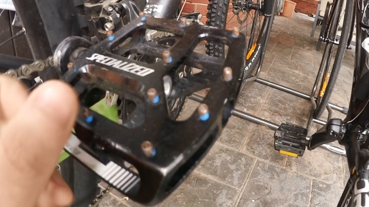 edd1c1a9c21 Specialized Bennies Platform Pedal Review - YouTube