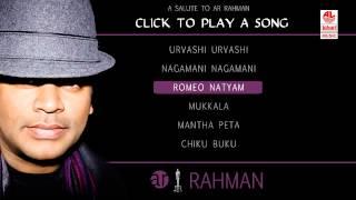 AR Rahman Telugu Hit Songs | Telugu Golden Hit Songs | Jukebox 2