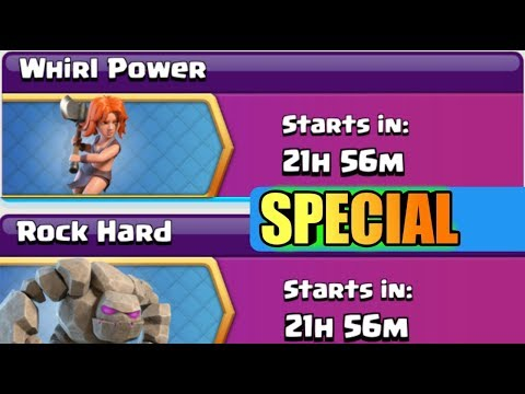 EVENT SPECIAL STRATEGY FOR CLASH OF CLANS