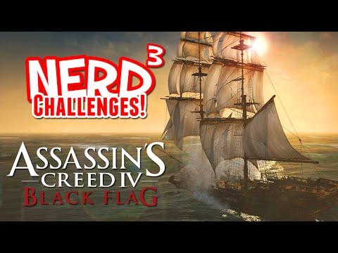 Nerd³ Challenges! Legendary Ships! - Assassin's Creed IV: Black Flag