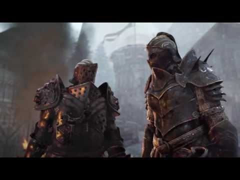 Jogo: For Honor PC, PS4, Xbox One - Trailer Oficial