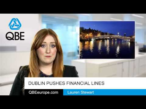 Dublin pushes financial lines