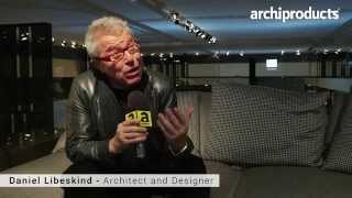 POLIFORM | Daniel Libeskind | Archiproducts Design Selection - Salone del Mobile Milano 2015