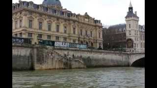 Boat Cruise on the Seine, Paris - Part 2 of 2 Thumbnail