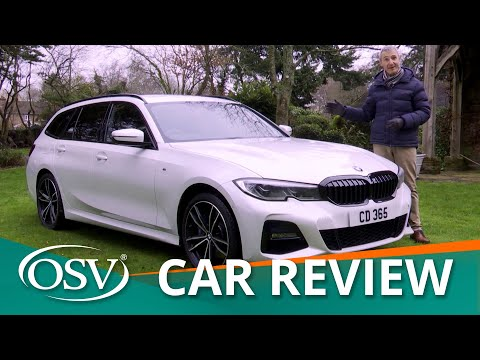 BMW 3 Series Touring 2021 Review - A Fantastic Estate Car