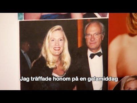Gunilla Persson forteller om da hun ble «sjekket opp» av kong Carl Gustav