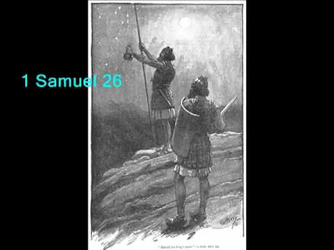 1 Samuel 26 (with text - press on more info. of video on the side) #1