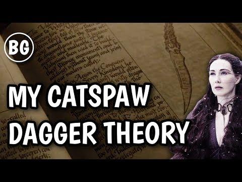 Game of Thrones Season 7 - Catspaw Theory - Valyrian Steel Dagger