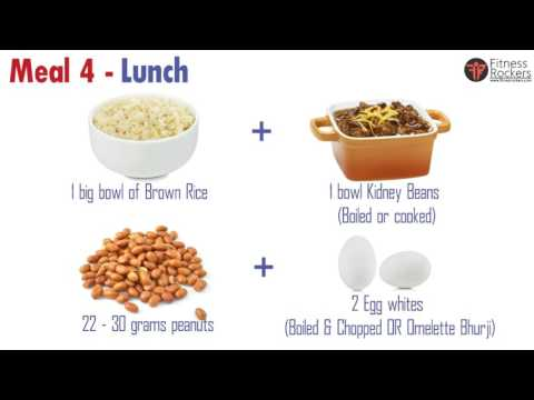 Bodybuilding diet tips   Vegetarian diet plan to gain muscle fast with eggs   Fitness Rockers