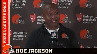 Hue Jackson Postgame Press Conference 08/09 | Cleveland Browns