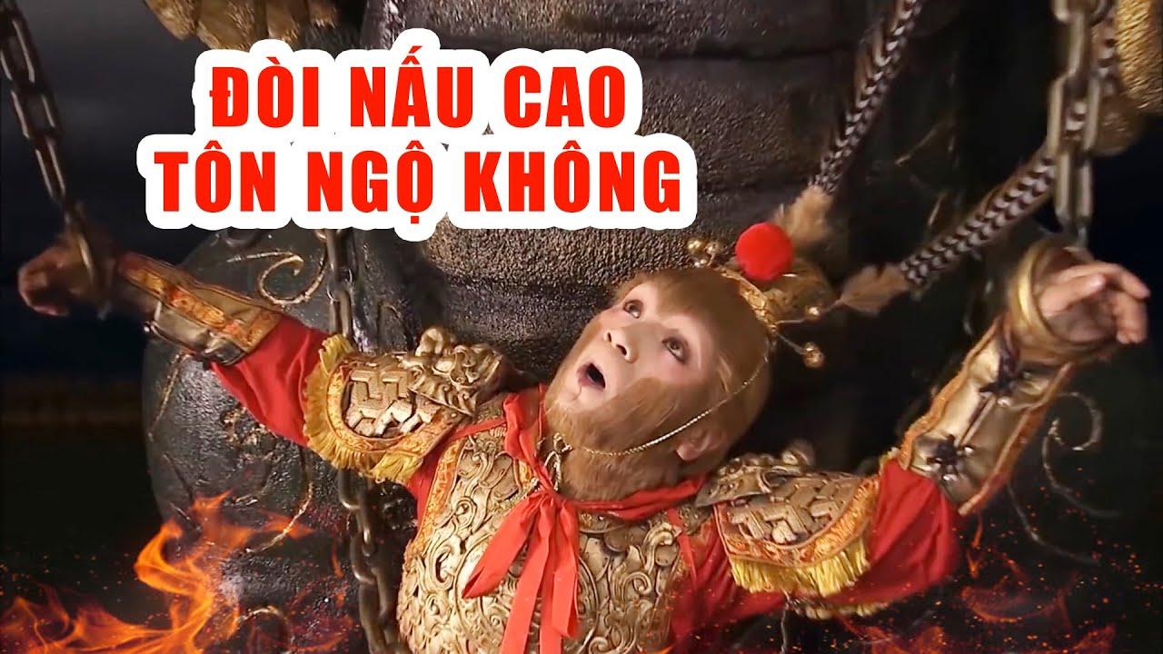 Tôn Ngộ Không Lật Tung Cả Thiên Triều Chỉ Vì Lý Do Này Đây | Tây Du Ký