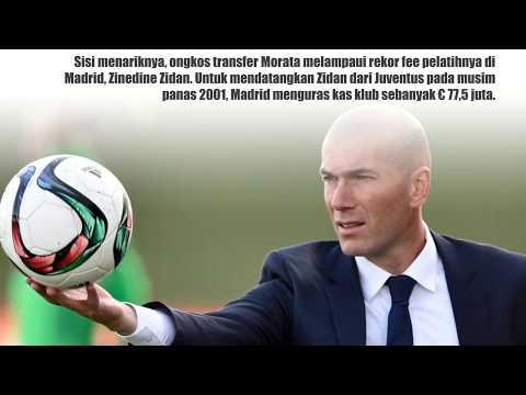 Deal Madrid - Chelsea, Morata Jadi Pemain Spanyol Termahal Sepanjang Masa