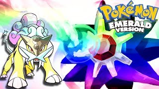 Pokemon Emerald 3rd Gen WiFi Battle - STAR POWER | Pokemon Emerald Link WiFi Battle vs Jared5255 (AceStarThe3rd)