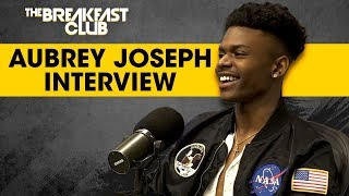 Aubrey Joseph On Marvel's 'Cloak & Dagger', Growing Up A Middle Child + More