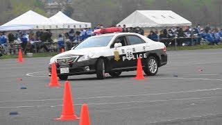 これ絶対無理でしょ!?交通機動隊パトカー第一位の走りはヤバかった!! thumbnail