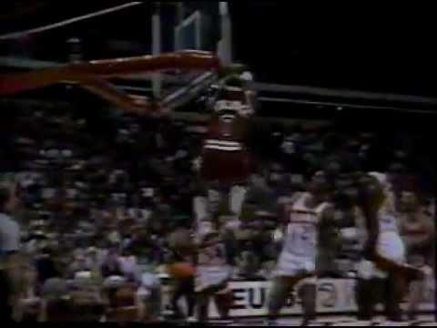 """NBA WTBS """"At The Hoop"""""""