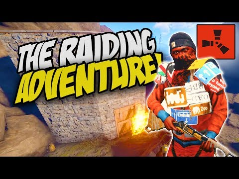 EXPLORING THE MAINLAND! (The Island Series) - Rust Solo Survival Gameplay