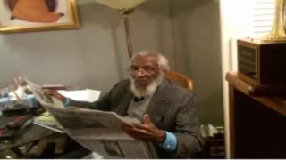 Dick Gregory 2017 Meaning to be black in America