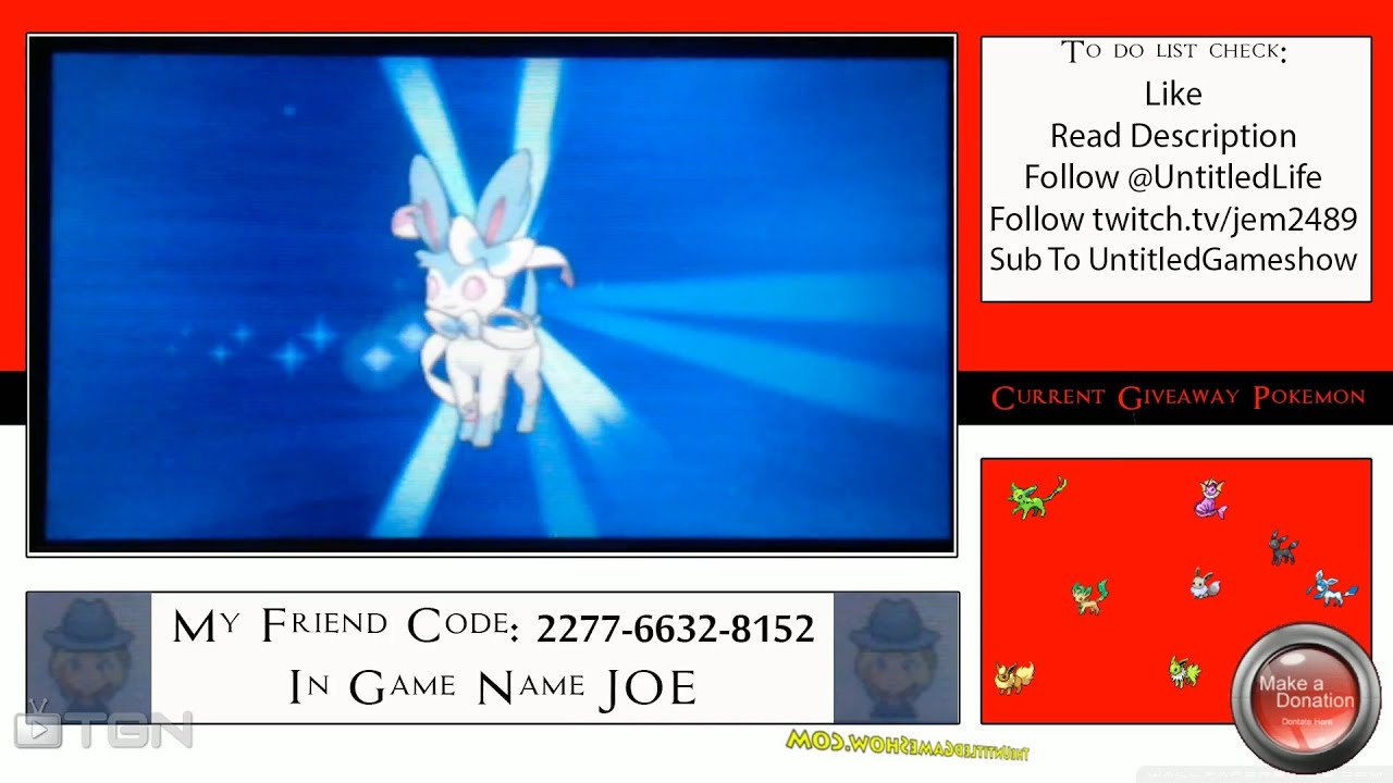 how to get sylveon in pokemon x and y youtube