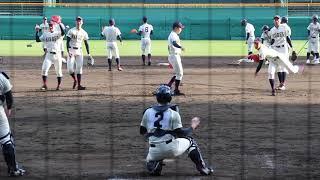 2019 センバツ 高校野球 八戸学院光星 後藤丈海君の投球