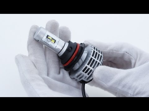 How to solve the LED Headlights Flickering issue ? Broview M5 Canbus 9007 can solve it