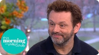 Michael Sheen is Passionate About Taking on the Loan Sharks   This Morning