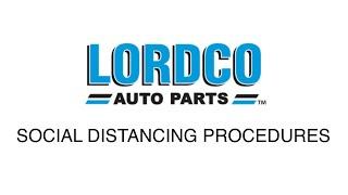 Lordco Social Distancing