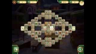 MoreGames - Christmas Mahjong trailer