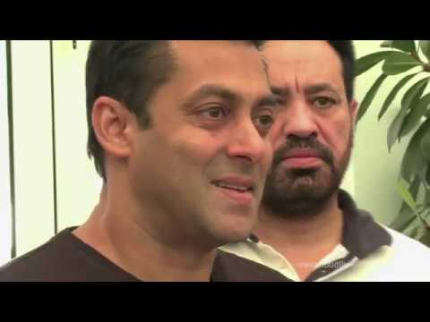 Salman Khan for Being human in Dubai - The Rashid centre visit - Splash & ICONIC initiative.