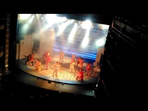 Mamma Mia ! - ABBA Musical - Alicante - Febrero 2017