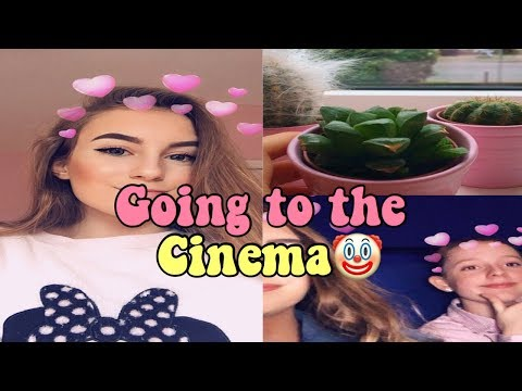 Going to the cinema and having a deep chat | Sprinkleofalicex