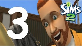 Let's Play The Sims 2: Part 3 - Pleasant Swingers?!