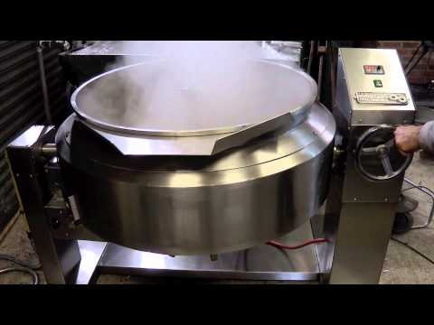 Steam Kitchen Equipment