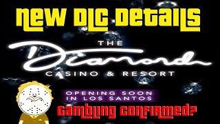 [6.65 MB] GTA Online New DLC Info The Diamond Casino & Resort, Gambling Confirmed?